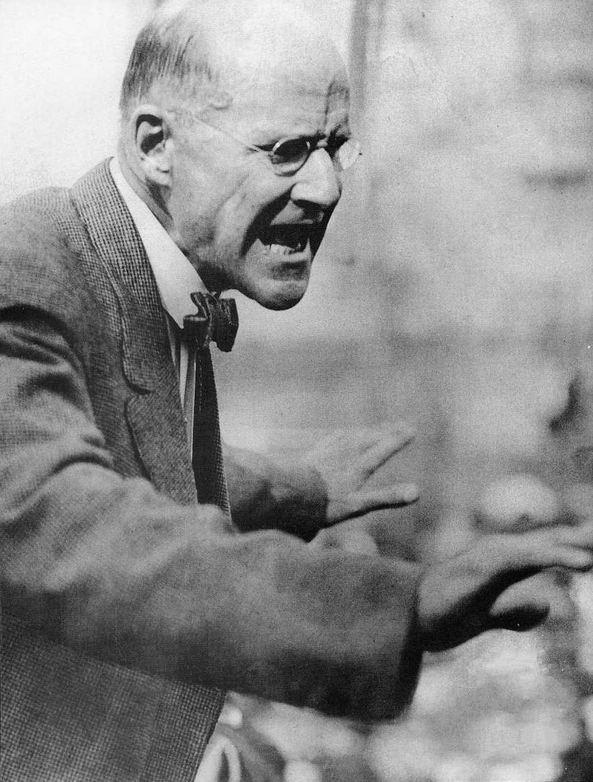 Eugene V. Debs - Passionate Orator