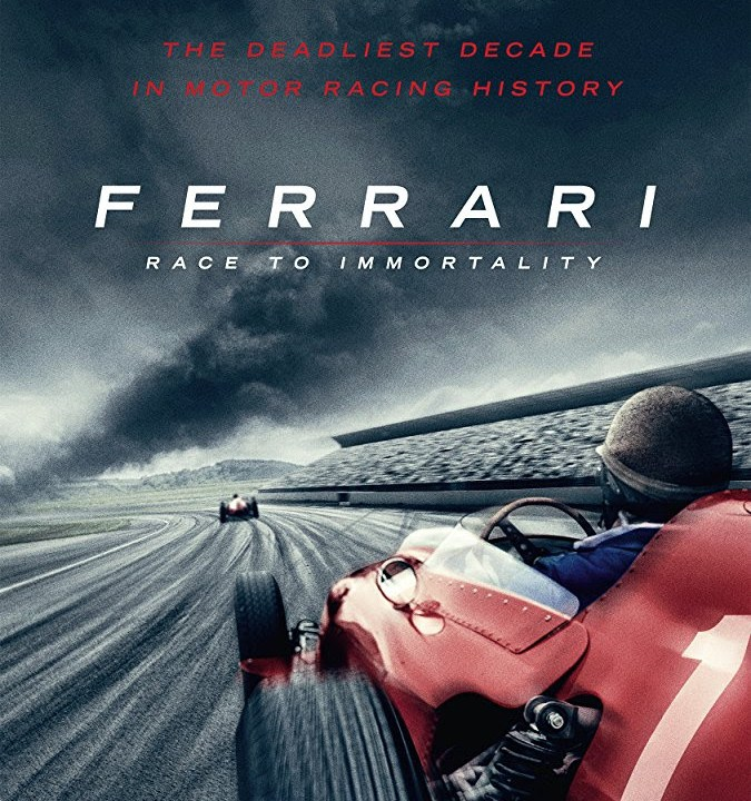 Ferrari: Race to Immortality Poster