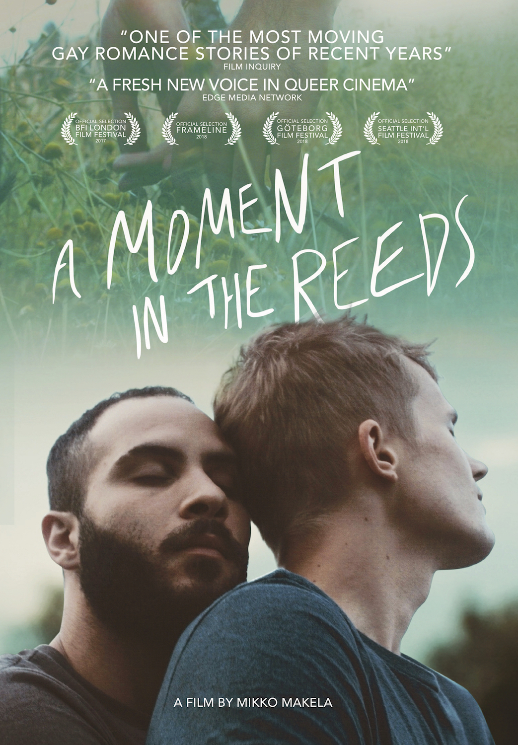A MOMENT IN THE REEDS Final Poster