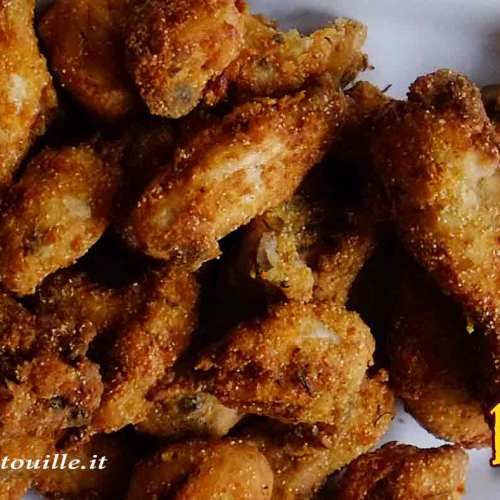 pollo fritto all'americana