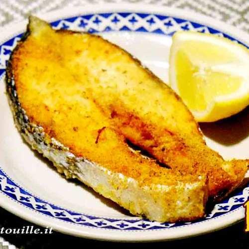 salmone panato