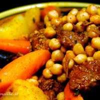Cous cous tunisino, di carne