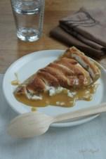 Tarte butterscotch