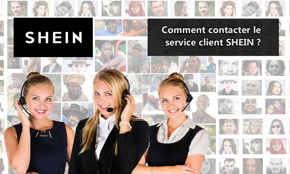 Comment contacter le service client SHEIN ?