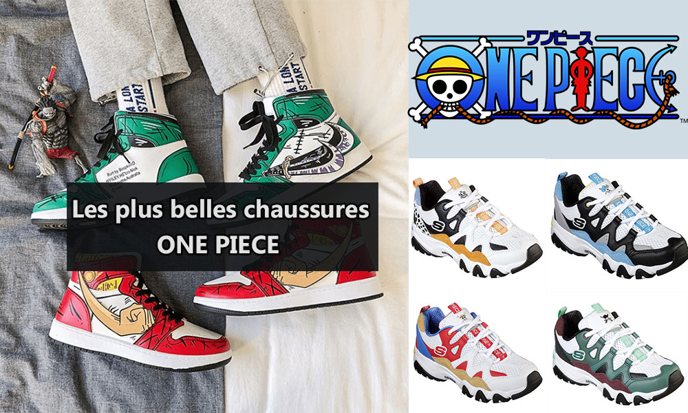 Les plus belles chaussures One Piece