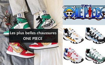 chaussures one piece