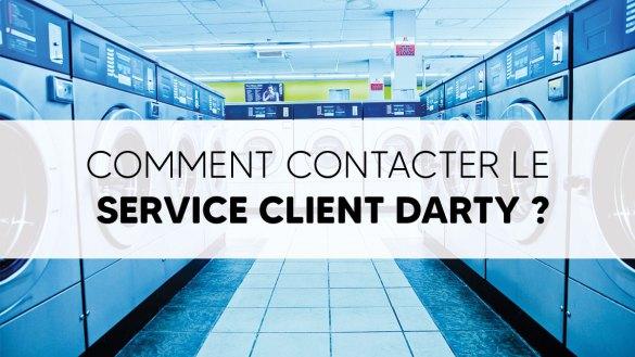 Comment contacter le service client Darty