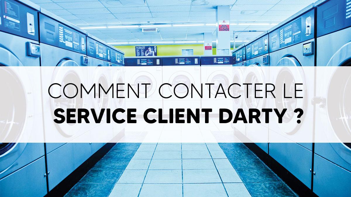 Comment contacter le service client Darty ?