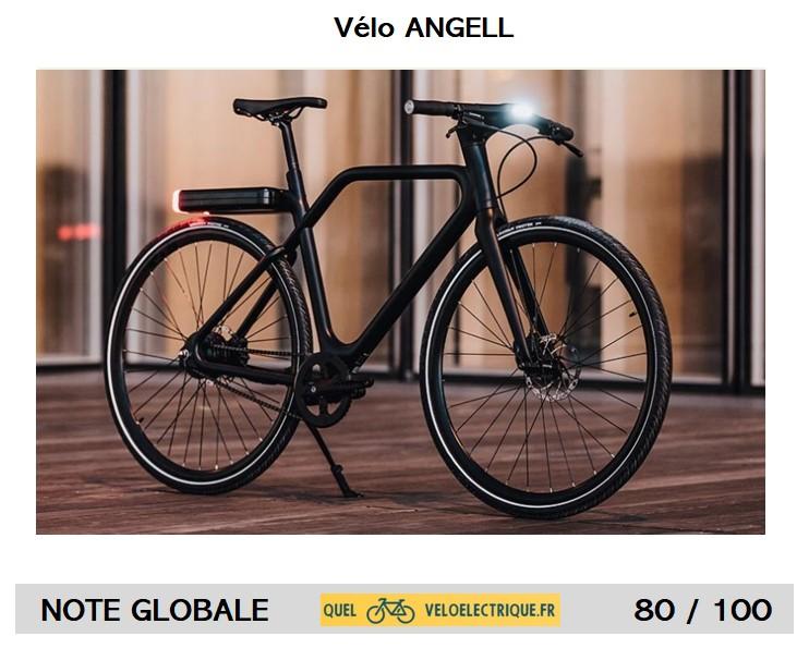 2021 Angell Bike vélo connecté électrique - test et note par quelveloelectrique.fr