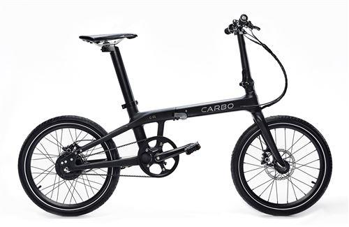 profil Carbo X vélo électrqique pliant haut de gamme modèle X léger