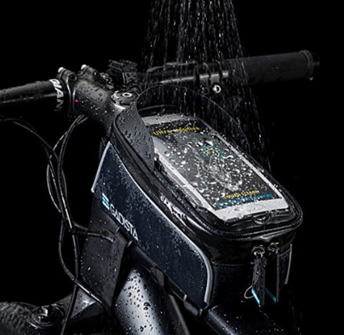 Gadista water resistant protection pluie vélo