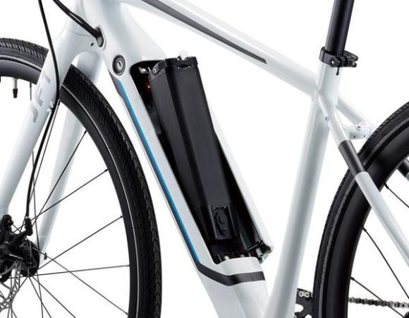 BESV vélo électrique JF1 sportif batterie