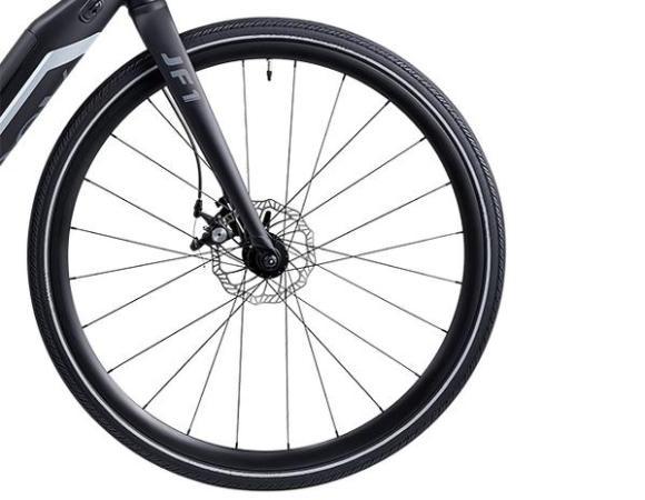 BESV vélo électrique JF1 sportif frein à disque
