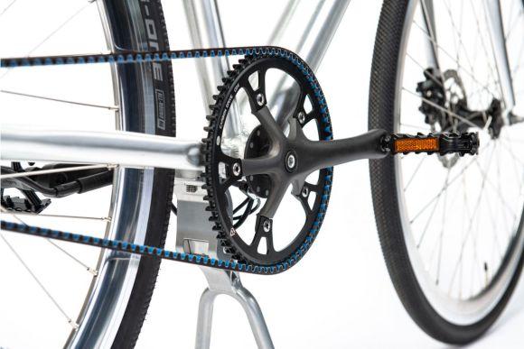 WATT Brooklyn vélo électrique urbain courroie