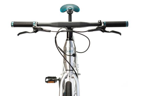 WATT Brooklyn vélo électrique urbain face avant