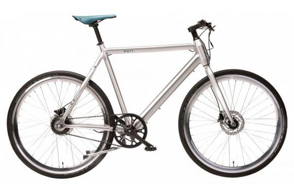 WATT Brooklyn vélo électrique urbain photo 1