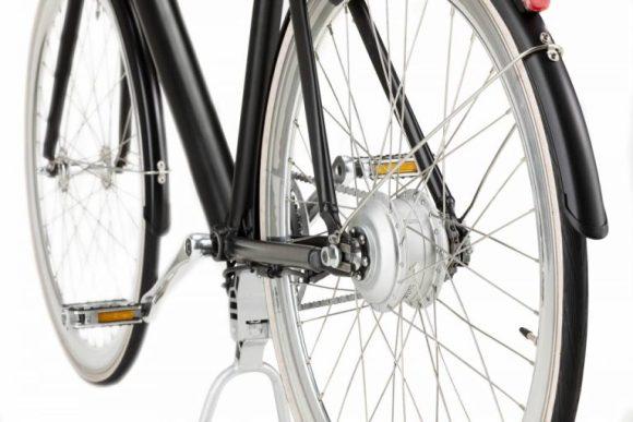 WATT Montreal vélo électrique léger roue arrière