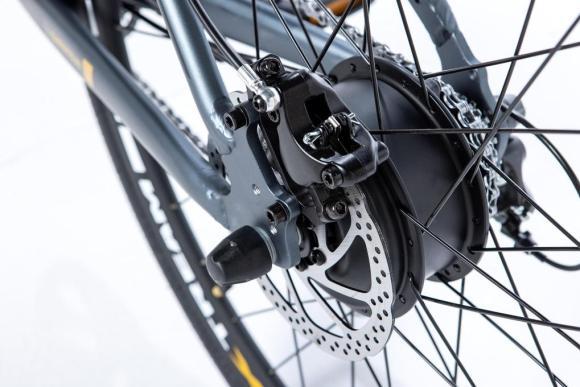 MOMA BIKES E ROAD vélo électrique sportif ville route photo 9