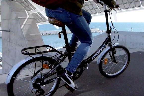 Moma Bikes Pliant E 20 photo 9