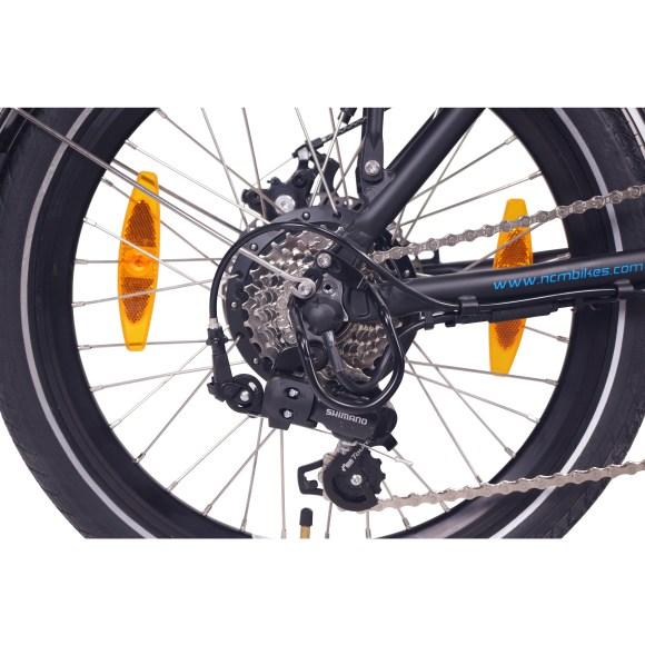 NCM London Vélo électrique pliant photo 4