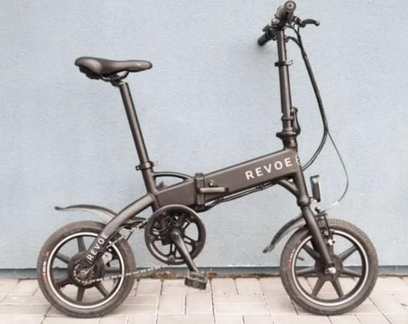 Revoe Urban vélo électrique pliant présentation