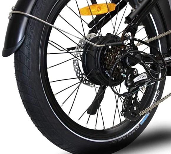 URBANBIKER Mini vélo pliant photo 6