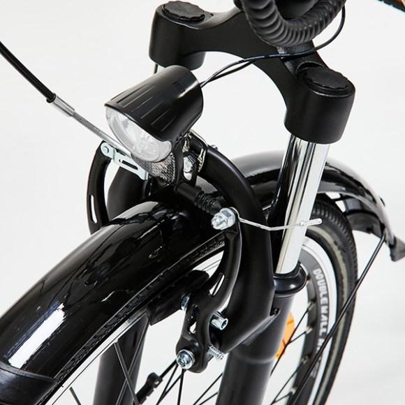 Vélo de ville électrique WAYSCRAL Everyway E200 photo 5