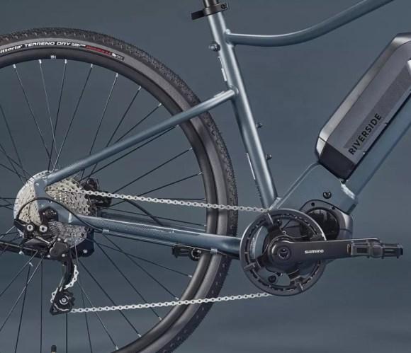 Vélo electrique Decathlon Riverside 540 E photo 7