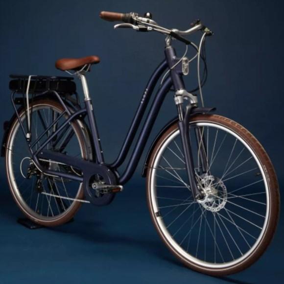 Vélo électrique Ville Decathlon Elops 900 E cadre bas photo 12