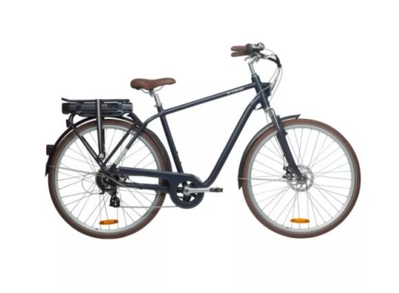 Vélo électrique Ville Decathlon Elops 900 E cadre haut photo 1