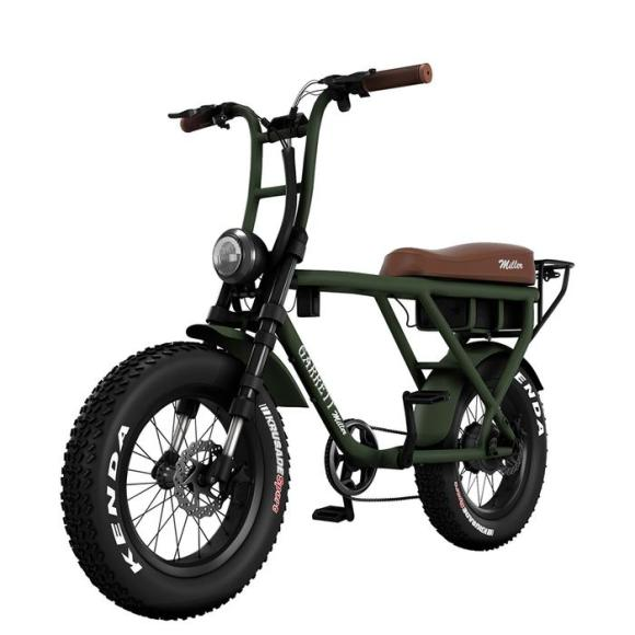 FAT BIKE électrique vélo GARRETT MILLER X photo 6