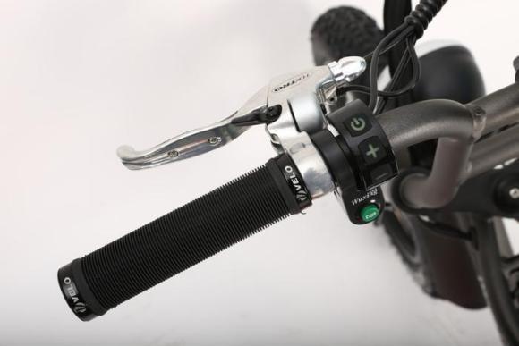 FATBIKE électrique vélo GARRETT MILLER X photo 9