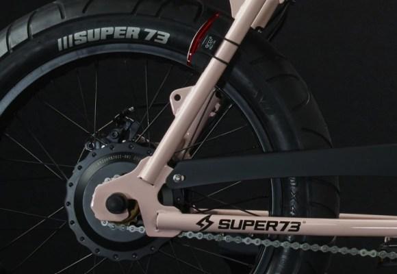Super73 ZG vélo électrique Photo 6