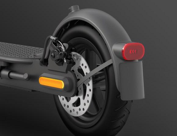 Mi Electric Scooter 1S Trottinette Electrique XIAOMI photo 5