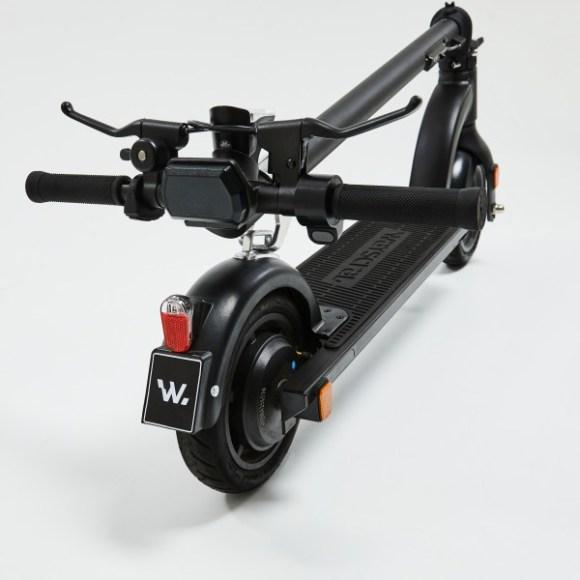 Trottinette électrique WAYSCRAL Kickway E1 - photo 12