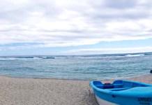 Vista panorámica de la Playa El Quemaito, Barahona.