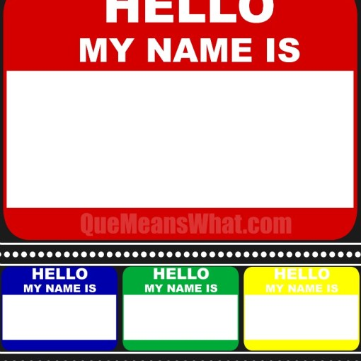 Maiden Names - To Keep or Not to Keep QueMeansWhat.com