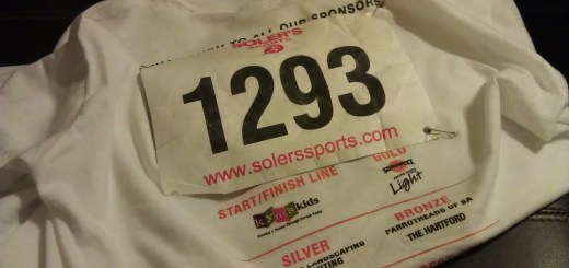 Runner's Number