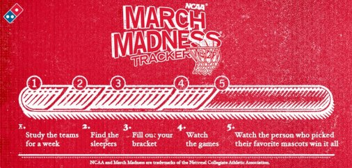 dominos-march-madness