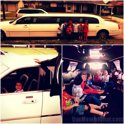 mcdonalds-birthday-party-limo-ride