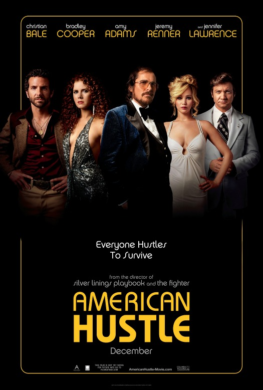 American Hustle December 2013