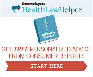 Consumer Reports HealthLawHelp