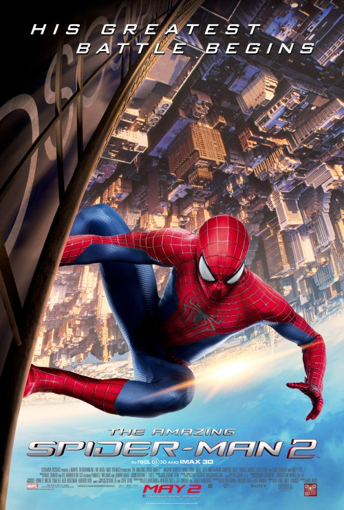 Amazing Spiderman 2 Movie QueMeansWhat