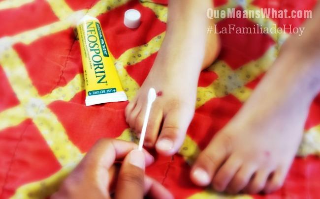 Neosporin La Familia de Hoy QueMeansWhat