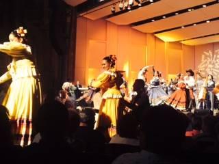 Guadalupe Folklorico Dancers at FIESTA POPS