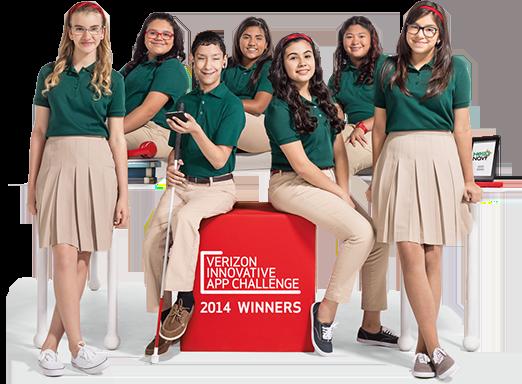 Verizon Innovation App Winners