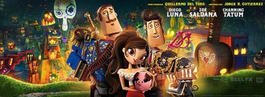 Book Of Life Movie