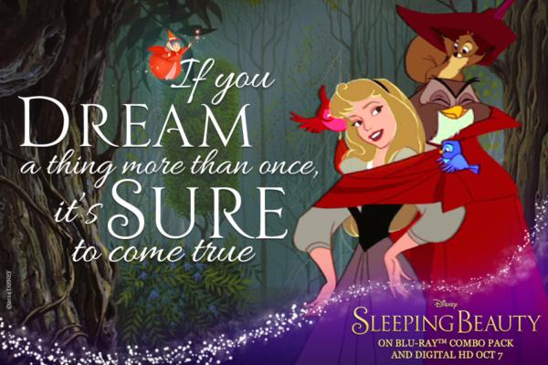 Sleeping Beauty Diamond Edition Blu-Ray/DVD