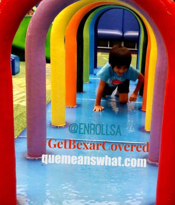 Get Bexar Covered - EnrollSA Campaign