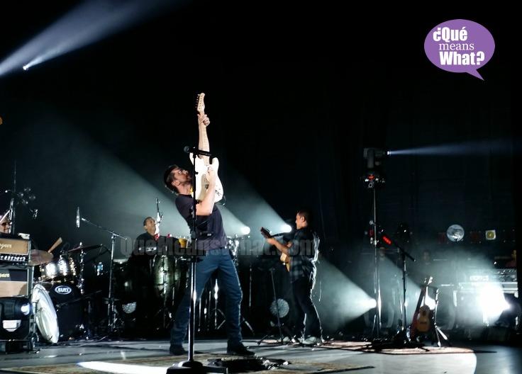 Juanes in Concert San Antonio QueMeansWhat